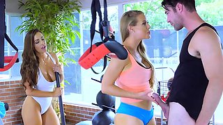 Brazzers - Big Tits In Sports - Abigail Mac N