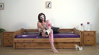 # 2-DWT strips for oily anal sissy Cayenne-tv