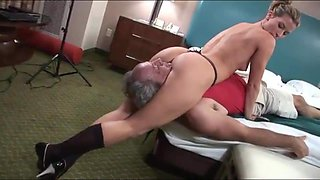 ariel x wrestling