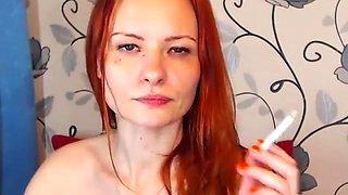 Hottest amateur Redhead, Teens adult clip