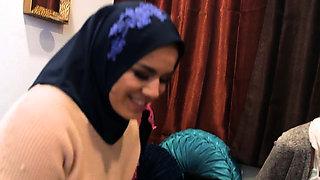 Arab teenager riding bbc