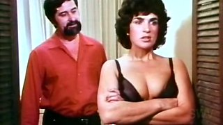 Vintage porn compilation with brunette whore and blondie