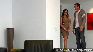 Brazzers - Big Tits In Uniform - Katsuni and Jordan Ash - Maid to Please
