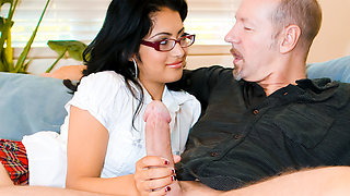 Andrea Kelly & Chris Charming in Monster Cocks #05 - MileHighMedia