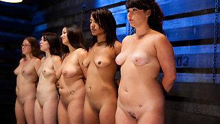 Five Girl IntakeThe Elimination Begins - TheTrainingofO
