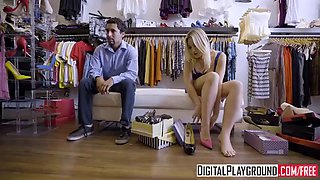 xxx porn video - under foot blair williams van wylde