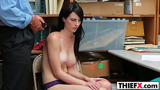 unteachable teen alex harper gets punished feature