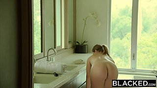 BLACKED Actress Is Dominated By BBC