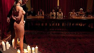 Ariel X & Odile in Slave Initiation: Buffy  - TheUpperFloor