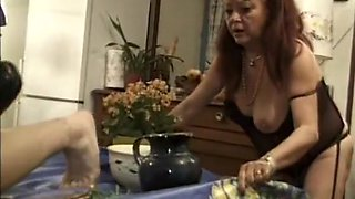Fabulous Homemade clip with Threesome, Mature scenes