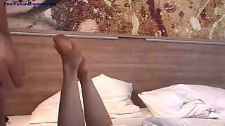 erotic feet - footjob pt 11c