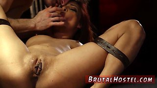 Bdsm anal threesome Poor tiny Jade Jantzen she just wished to have a fun vacation with