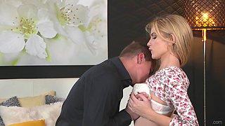 Hottest pornstars Steve, Lana Roberts in Horny Tattoos, Blonde sex video