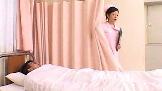 Crazy Japanese model in Best 69, Nurse/Naasu JAV clip