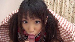 Girlish 18-year-old Nippon Teen
