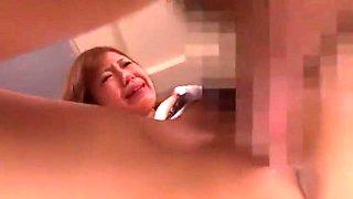 Fabulous Japanese slut Nana Konishi in Incredible Cunnilingus, Cumshots JAV clip