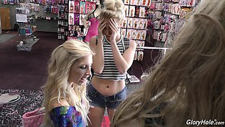 Piper Perri and her friend Sierra Nicole fucked in their pussies