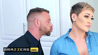 Brazzers - Milfs Like it Big - Ryan Keely Robby Echo - Dickrupting Her Domestic Bliss
