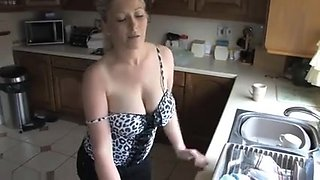 Sexy wife with perfect tits
