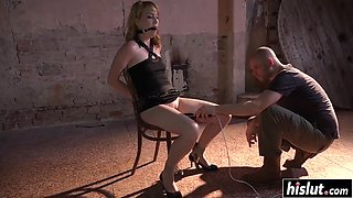 Vibrator is enough to punish electra