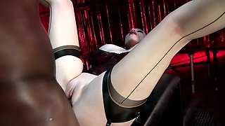 Amazing pornstar Holly Kiss in fabulous redhead, blowjob adult video