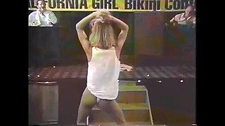 Tiffany ann 1990&#39s california bikini girl contest