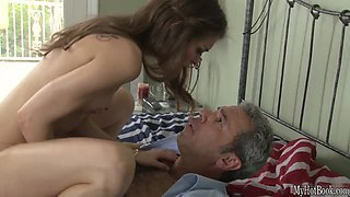 Riley Reid has always been into taboo situations, but she never thought shed