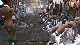 Fallout 4 milker