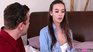 Charity Crawford in Innocent Babysitter Has A Charitable Pus