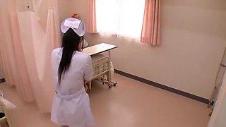 Hottest Japanese slut Himari Seto, Mio Kuraki, Ai Uehara in Best Cunnilingus, Nurse JAV clip