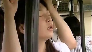 Milf who expose armpit hair was molested on bus - pt2 on hdmilfcam.com