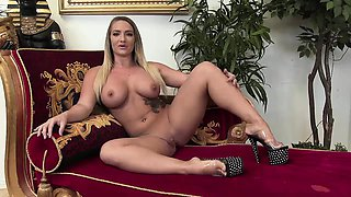 Oiled up Silvana Rodriguez got banged