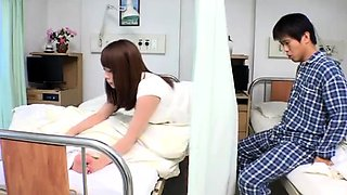Adorable Japanese babe needs a hard cock invading her snatch