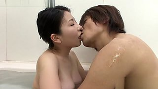 Incredible Japanese whore in Best Uncensored, Bathroom JAV scene