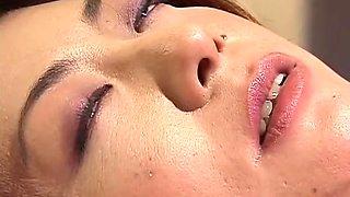 Amazing Japanese chick in Horny Uncensored, Handjobs JAV movie
