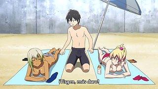 Momento divertido del Anime sub Esp
