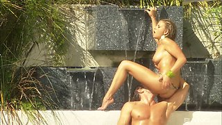 Wild beauty Autumn Bliss is always more than happy to fuck a hot stranger