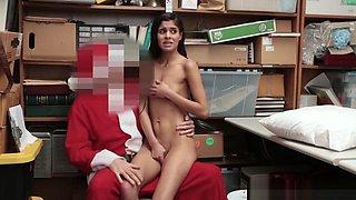 Unexpected Punishment For Teen Katya Rodriguez