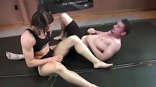Mixed Wrestling 1