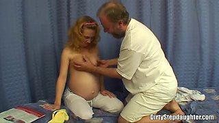 pregnant milk