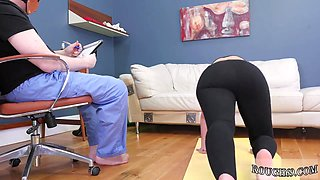 Rough porn and bdsm milking AssSlave Yoga
