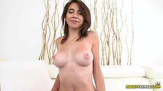 cece capella rubbing her clit and getting her vag fingered