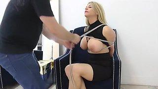 Fabulous xxx scene Blonde hottest
