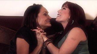 Amazing milfs pleasing one another's needs