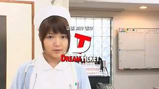 Hottest Japanese model Megumi Shino in Best POV, Nurse JAV video