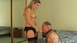 sissies like female domination humiliation video 4