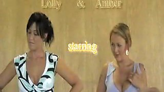 Abducted & Abused by Hot Babes