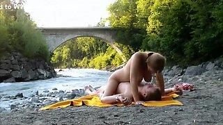 German couple romantic fuck ...