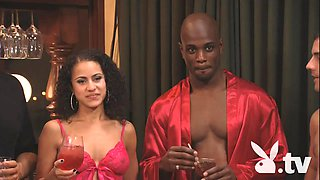Massaging Turns Into An Orgy @ Season 1 Ep. 8