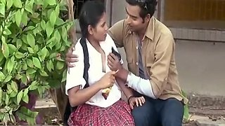 Guy Seducing Sexy School Girl
